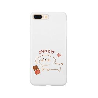 チャコとチョコ🍫 Smartphone cases