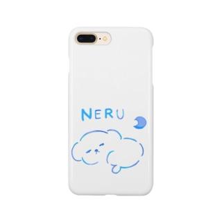おやすみチャコ🌙 Smartphone cases