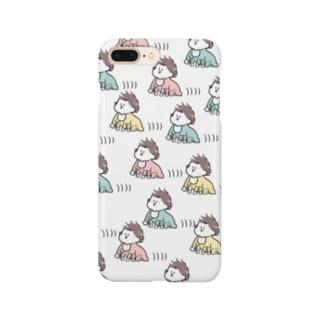 ドゥルルル Smartphone cases
