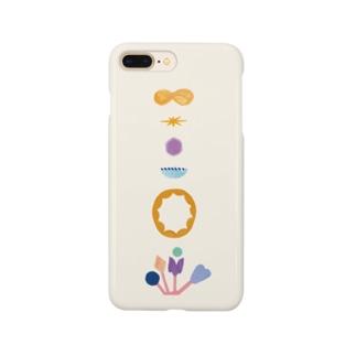 flower garden series - 花と光 - Smartphone cases