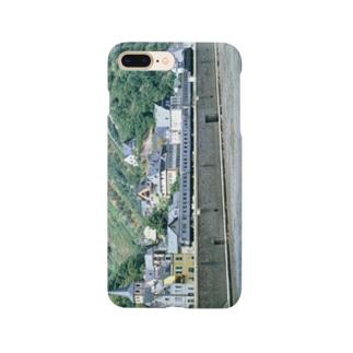 ドイツ:ライン河畔の風景写真 Germany: Riverside view of rhein Smartphone cases