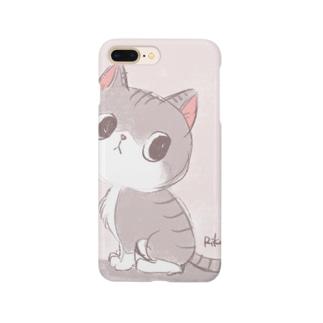 Artworksのみーちゃん Smartphone cases