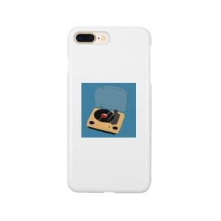 憧れのレコード Smartphone cases