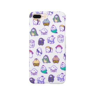 チン盛り合わせ Smartphone cases