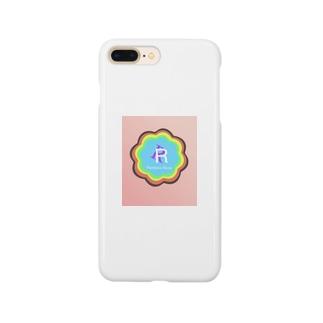 ダブルアール ファースト アイコン Smartphone cases