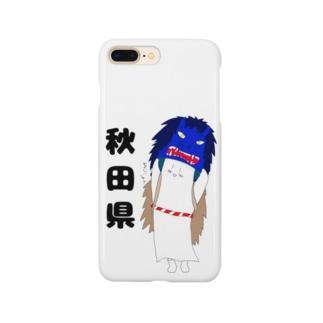 ユリンさんデザイン(地域別バージョン) Smartphone cases