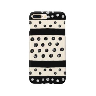 riekim ドット Smartphone cases