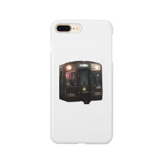 写真 イラスト (近鉄5800系第2編成・100周年記念列車) Smartphone cases