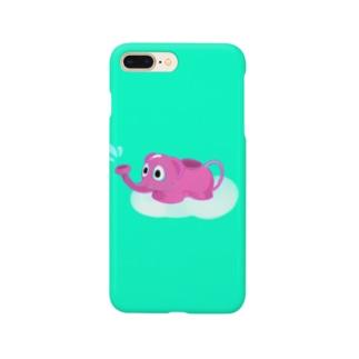 ぞうさんじょうろ Smartphone cases