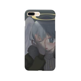 天使かも Smartphone cases