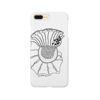 【渦鞭毛藻シリーズ】O.steinii Smartphone cases