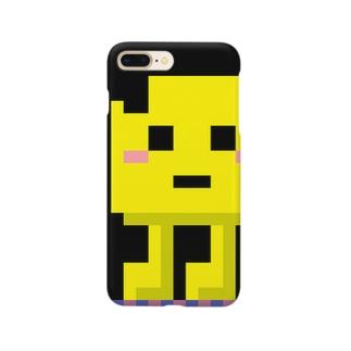 サツマルタくん Smartphone cases