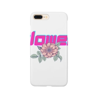 Flower -フラワー- Smartphone cases