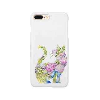 ラナンキュラスの花束 Smartphone cases