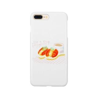 ピクニックに行きませんか? Smartphone cases