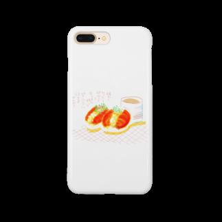 soranotanekoのピクニックに行きませんか? Smartphone cases