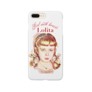 Lolita girl Smartphone cases