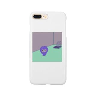 貝のプール入り口 Smartphone cases