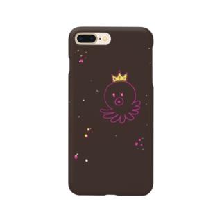 スペイシーたっこ Smartphone cases