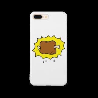 フロシキのにく Smartphone cases