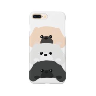 ふうふうたかのペキニーズ Smartphone Case