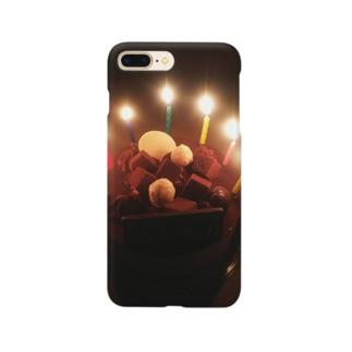 誕生日ケーキ Smartphone cases