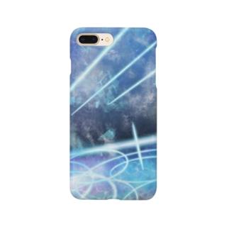 流星雨 Smartphone cases
