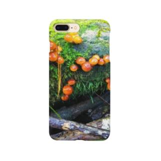 ナメコ Smartphone cases
