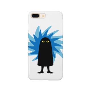 メジェドのチカラ Smartphone cases