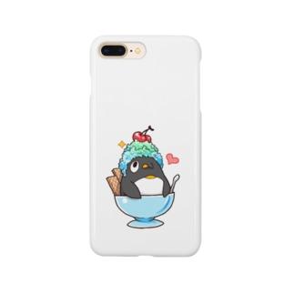 超シャーベットペンギン Smartphone cases