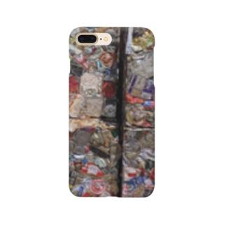 お店屋さんの圧縮 Smartphone cases