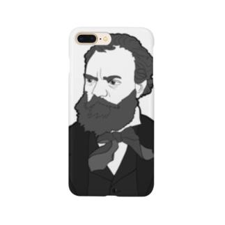ドボルジャーク先生 Smartphone cases
