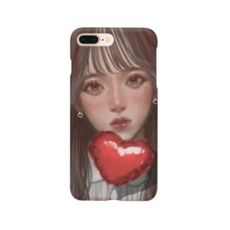 バレンタイン Smartphone cases