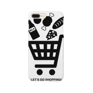 ショッピングカート Smartphone cases