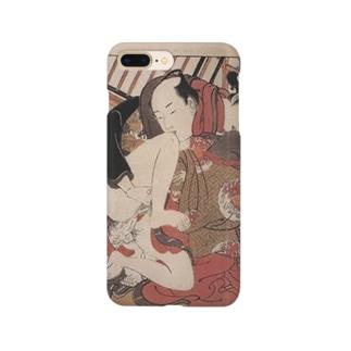 春画 Smartphone cases