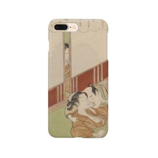 春画3 Smartphone cases