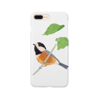 ヤマガラ Smartphone cases