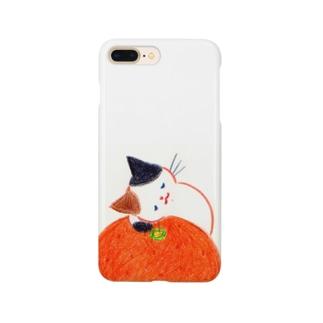 猫の日 Smartphone cases