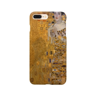 グスタフ・クリムト(Gustav Klimt) / 『アデーレ・ブロッホ=バウアーの肖像 I』(1907年) Smartphone Case