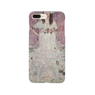 art-standard(アートスタンダード)のグスタフ・クリムト(Gustav Klimt) / 『メーダ・プリマヴェージ』(1912年) Smartphone Case