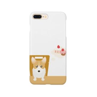 ウェルシュ・コーギー・ペンブローク Smartphone cases
