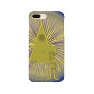 宇宙人の誘い Smartphone cases
