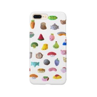 ちびバッチ DISTANCE Smartphone cases