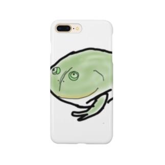 バジェットガエル Smartphone cases