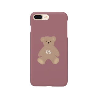 me クマさん Smartphone cases