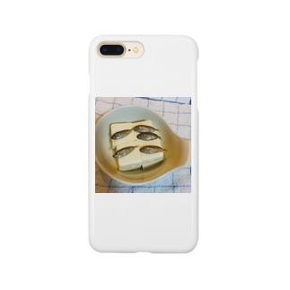 藤崎さんの♾️飯(スクガラス編) Smartphone cases