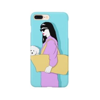ビションフリーゼ3 Smartphone cases