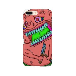 見た目えぐい奴 Smartphone cases