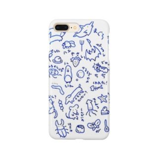 わちゃわちゃ Smartphone cases