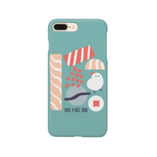 HAVE A NICE SUSHI Smartphone cases